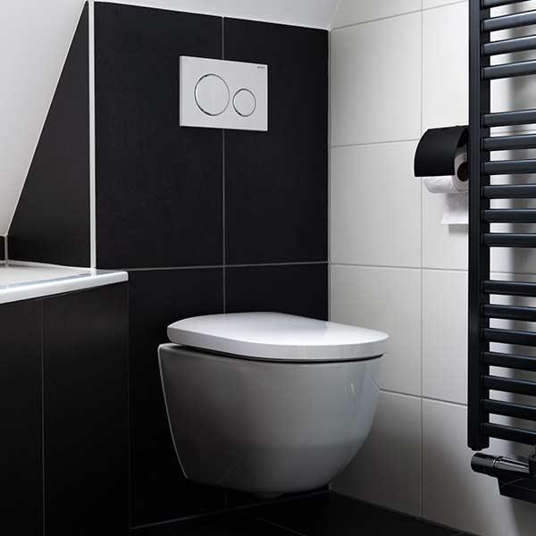 Nieuwe Wc Installeren.Een Toilet Wc Laten Plaatsen In En Om Sliedrecht